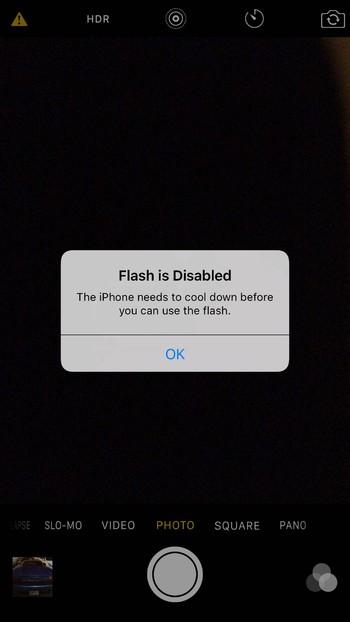 flash iphone 6s Problemi di surriscaldamento per alcuni utenti con iPhone 6s