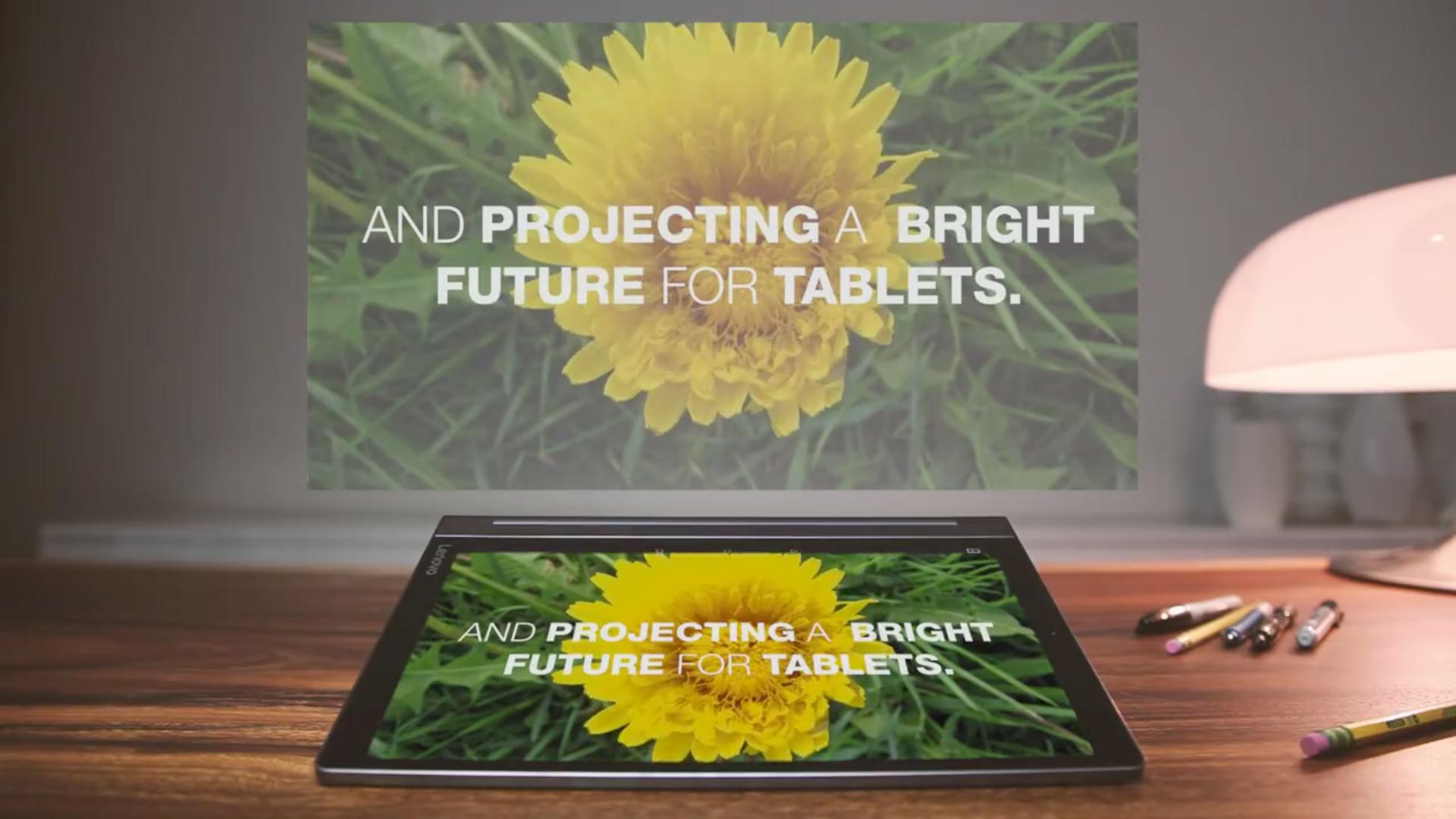 %name Lenovo annuncia il nuovo YOGA Tab 3 Pro in un video che fa concorrenza a Apple