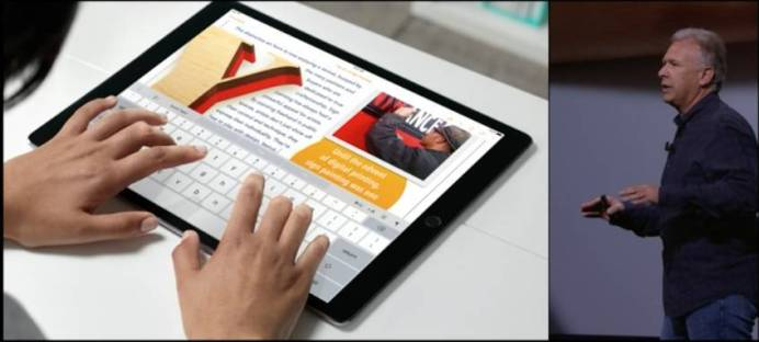 %name Apple annuncia iPad Pro