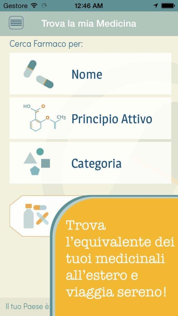 find3 620x1101 Trova la mia medicina per iPhone si rinnova: 12 paesi e 10000 medicinali