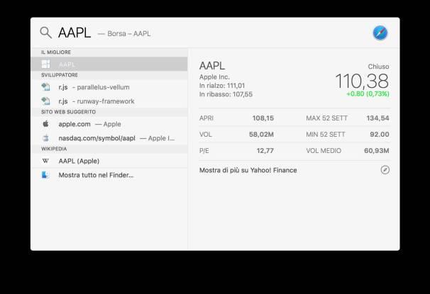 schermata 2015 10 04 alle 15.43.37 5 nuovi ricerche possibili con Spotlight su OS X El Capitan