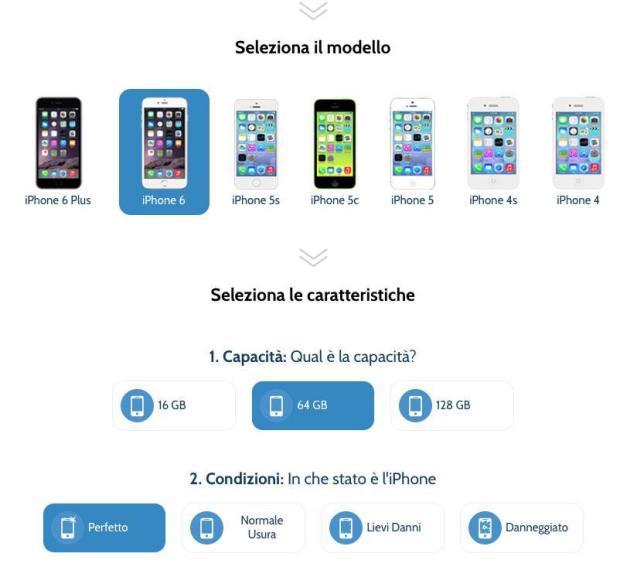 trendevice processo di valutazione1 620x577 Supervalutazione TrenDevice: boom di ritiri iPhone 6 e 5s