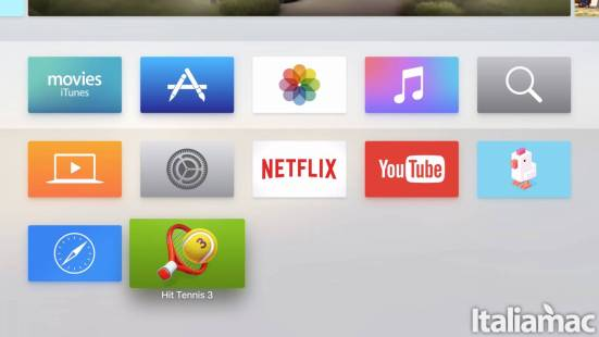 appletv eliminazione Come eliminare un app da Apple TV