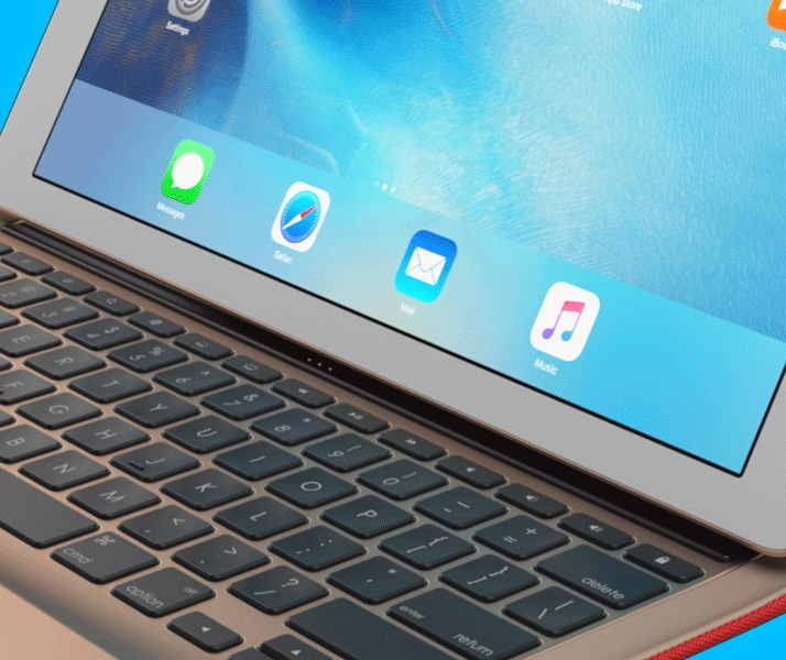 create backlit keyboard case iPad Pro disponibile allacquisto tramite Apple Store Online