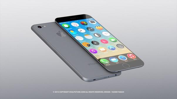iphone 7 concept yasser farahi 001 2 iPhone 7 potrebbe non avere più la porta jack da 3.5 mm
