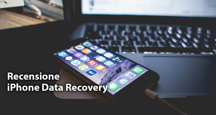 TENOSHARE iPhone Data Recovery