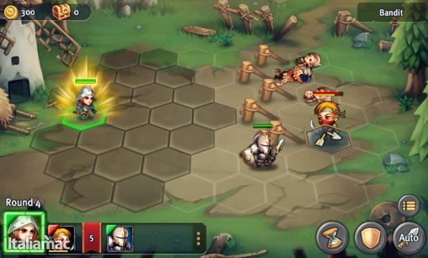 screenshot 2015 11 29 21 58 50 620x374 Italiamac prova Heroes Tactics: il successo dei Giochi di Ruolo visti da Camex Games