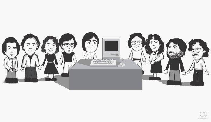 Steve Jobs Tribute Cartoon