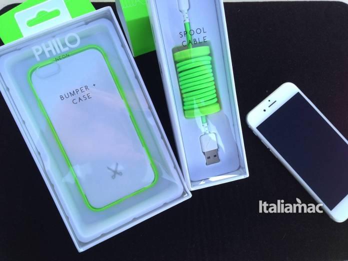 philo 2 Philo, leccellenza del designed in in Italy, lancia Bumper+ e Spool Cable