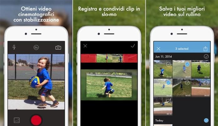 %name Steady Camera: Video stabilizzati anche su iPhone