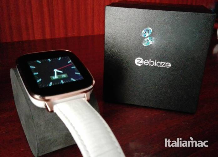 Zeblaze Crystal Smartwatch