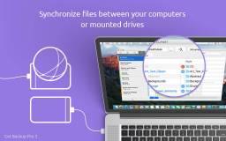 Belight Software Get Backup Pro 3 Synchronize