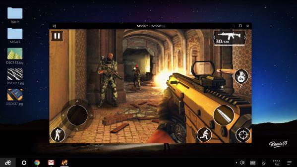remix os games mac screenshot 001 Utilizzare Android su Mac è realtà con Remix OS