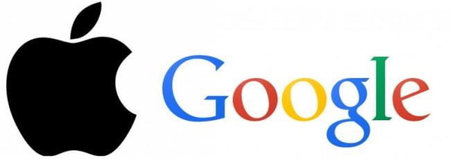 apple google logo 800x283 Google sorpassa Apple in borsa
