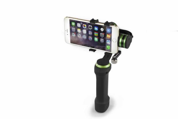 gimbal lanparte Gimbal LanParte HHG 01: video perfettamente stabilizzati su iPhone e GoPro