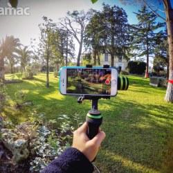 %name Gimbal LanParte HHG 01: video perfettamente stabilizzati su iPhone e GoPro