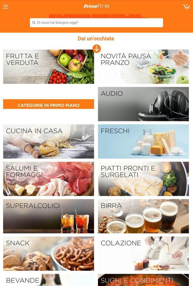 prodotti freschi prime now 620x919 Amazon inizia a vendere prodotti freschi con Prime Now