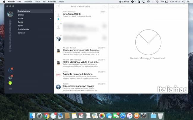 airmail  Airmail lalternativa allapp Mail per OS X