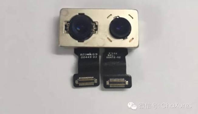 dual camera photo Trapelate le possibili immagini del case di iPhone 7