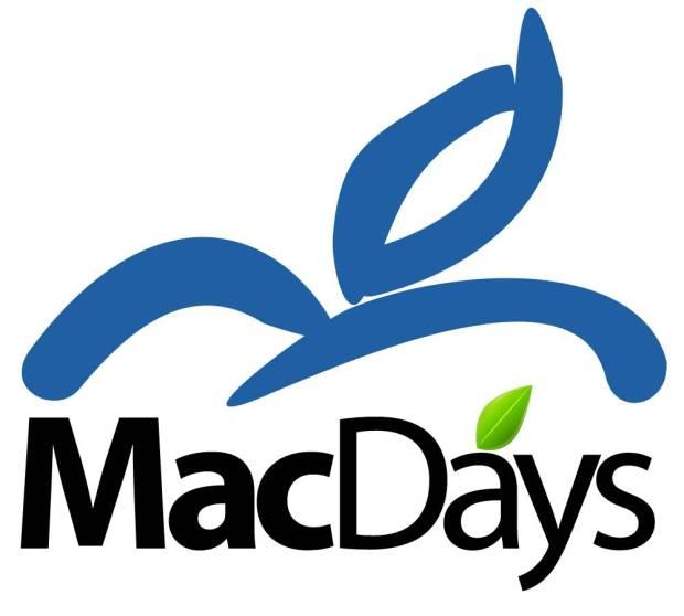 logo macdays 620x558 MacDays 2016 alla Fiera di Pordenone: Nel 40° di Apple, si incontrano gli utenti della mela