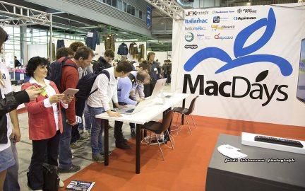 %name MacDays 2016 alla Fiera di Pordenone: Nel 40° di Apple, si incontrano gli utenti della mela