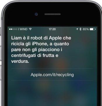 siri e liam Apple pubblica un nuovo spot commerciale con Liam e Siri
