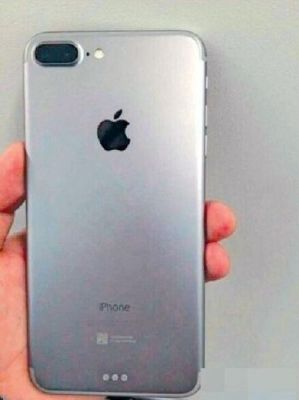 iphone 7 leak bastille 001 KGI: Apple produrrà iPhone 7 Plus con doppia lente e 3GB di RAM