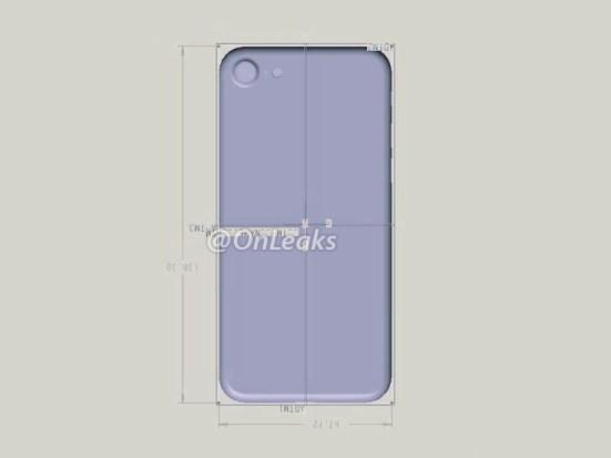 iphone 7 schematics dimensions nowhereelse leak 001 iPhone 7 potrebbe avere le stesse dimensione di iPhone 6s?
