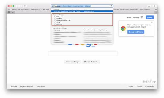 prima safari Come disabilitare i suggerimenti di ricerca in Safari su Mac OS X
