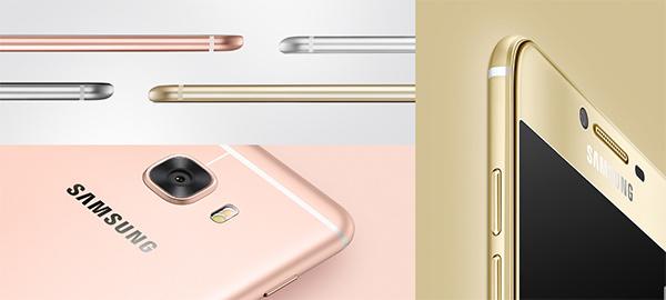 samsung galaxy c5 c7 2 Galaxy C5 e Galaxy C7 le nuove copie di iPhone 6s
