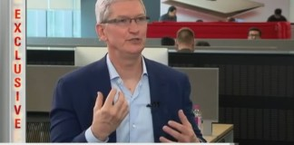 Tim Cook NDTV