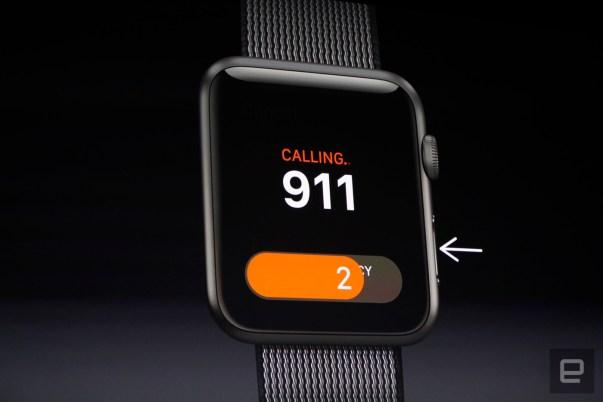 wwdc 399 Le novità di watchOS 3 presentate al WWDC
