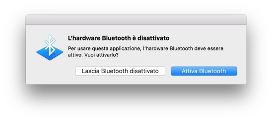 Bluetooth Invio