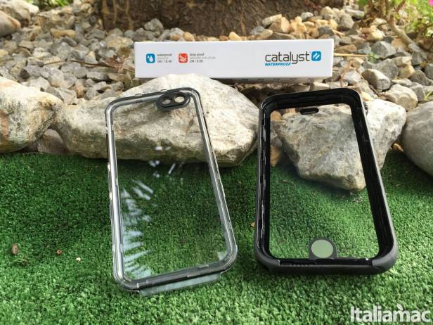 %name Catalyst: Il case impermeabile per iPhone 6