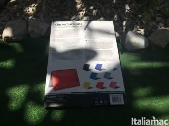 %name Clip On: Custodia per MacBook Pro 13 di Gecko Covers