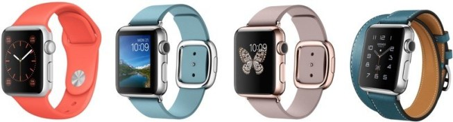 applewatchlineupall 800x217 Apple Watch 2 con GPS in arrivo questo Autunno?