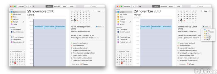 evento calendario Inviti da parte di utenti che non conoscete sullapp Calendario? Ecco come fermarli