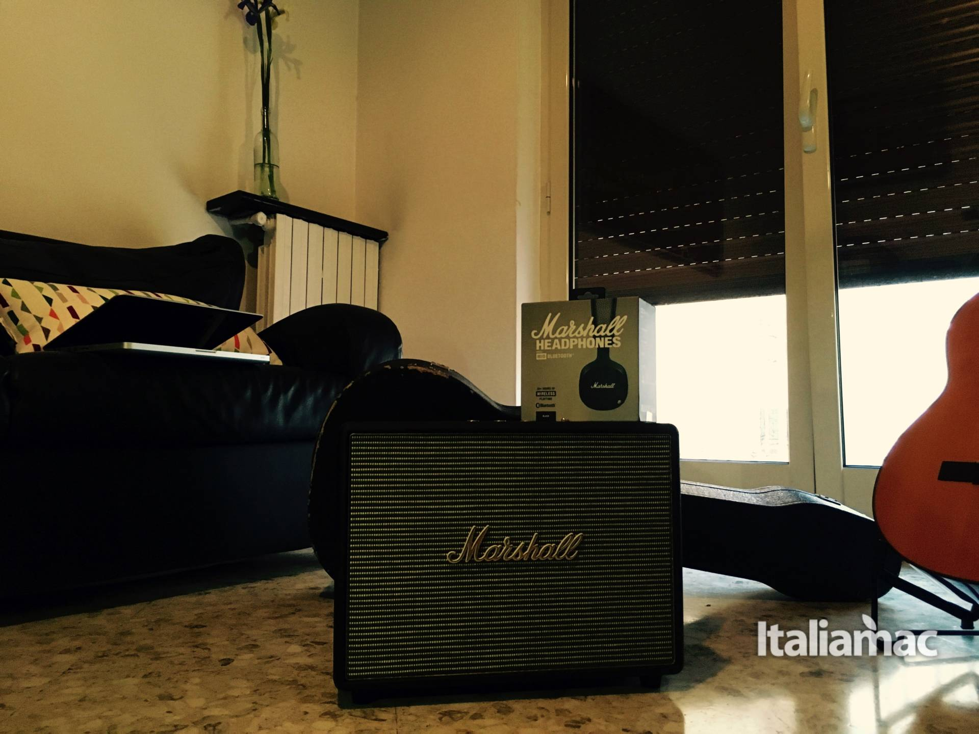 %name Mid Bluetooth, le cuffie wireless firmate Marshall