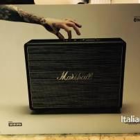 Marshall Woburn box
