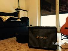%name Marshall Woburn: come trasformare un amplificatore in speaker bluetooth.
