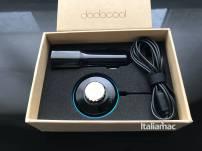 %name Musica, telefonate e Siri in auto con il ricevitore Bluetooth di Dodocool