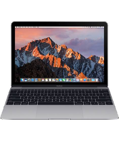 macbook select spacegray 201604 La recensione, di un utente, del MacBook Retina 12""