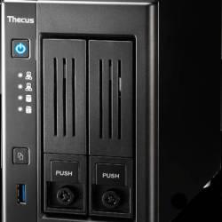 %name Thecus N2810: il NAS ideale per casa e ufficio