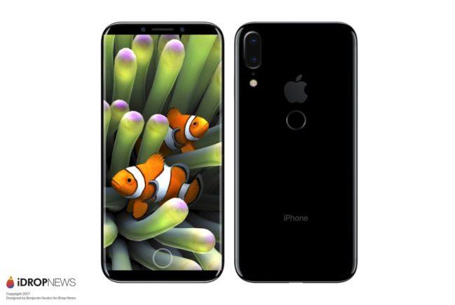 iphone edition 2 iPhone 8 si chiamerà iPhone Edition ed avrà il Touch ID nel retro