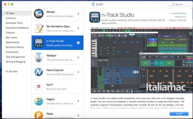 SetApp novità 2 620x383 Setapp si aggiorna introducendo importanti novità