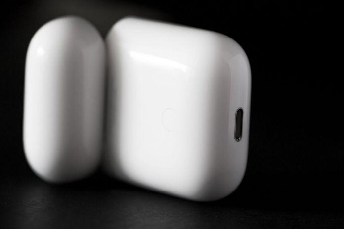Apple Brevetto AirPods Case
