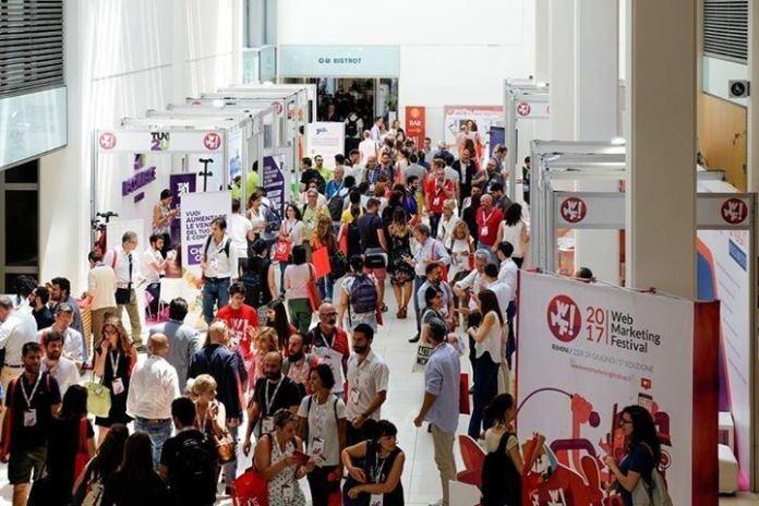 2 Secondo giorno del Web Marketing Festival di cui Italiamac è media partner