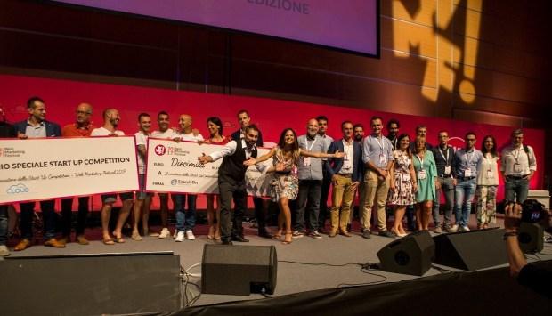 www.italiamac.it premiazione startup palmas 620x355 Web Marketing Festival, edizione da record: oltre 12mila presenze. Italiamac partner ufficiale.