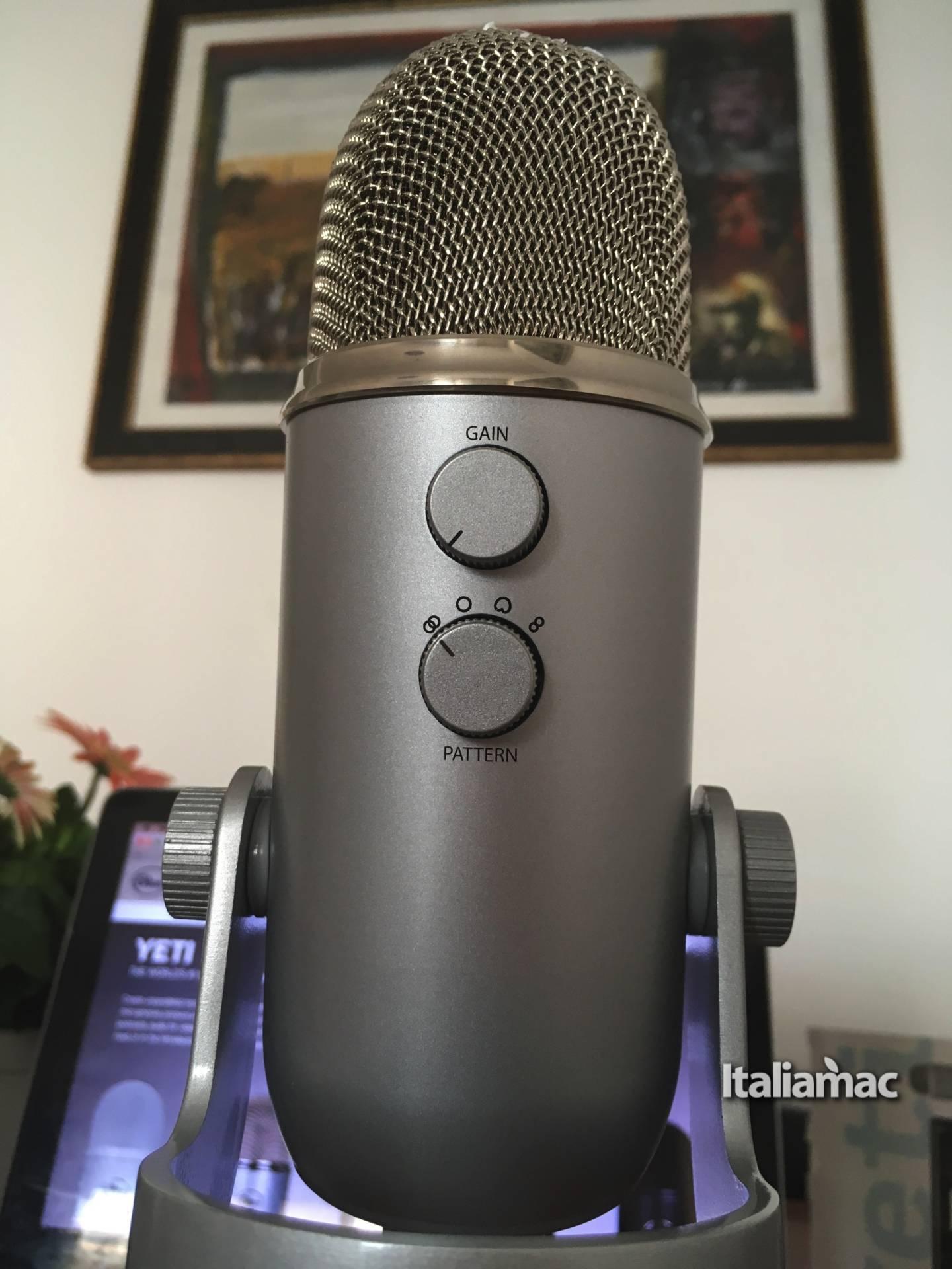 %name Yeti, il microfono di Bluemic semplicemente...mostruoso!