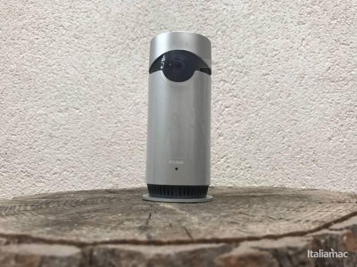 www.italiamac.it img 2463 D Link Omna: Telecamera di video sorveglianza compatibile con HomeKit